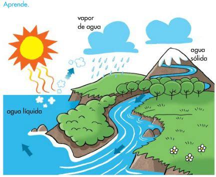 dibujos del ciclo del agua para imprimir dibujos para nios qu 233 es el ciclo del agua erenovable com