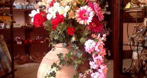 vasi fiori finti vasi con fiori finti piante finte fiori finti