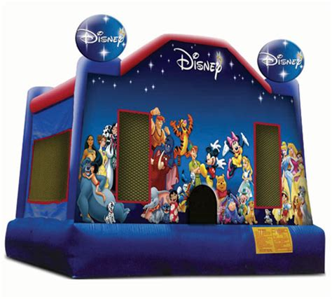 disney bounce house rent a bounce house disney themed bounce house