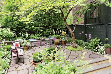 The Cozy Brooklyn Backyard Garden