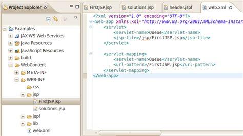web xml java web xml ignoring main jsp file stack overflow