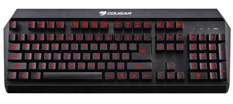 game keyboard layout cougar 450k hybrid mechanical gaming keyboard