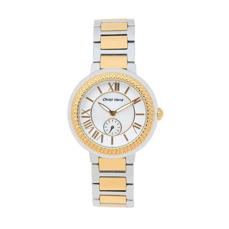 verra wanita jual verra cv 67184l 13 wht sg jam tangan fashion