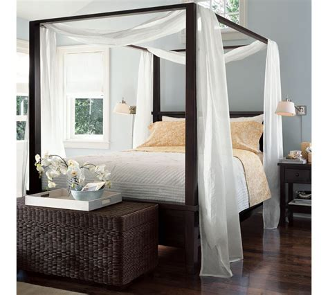 canopy bed modern 7 cozy and modern canopy beds diy better homes