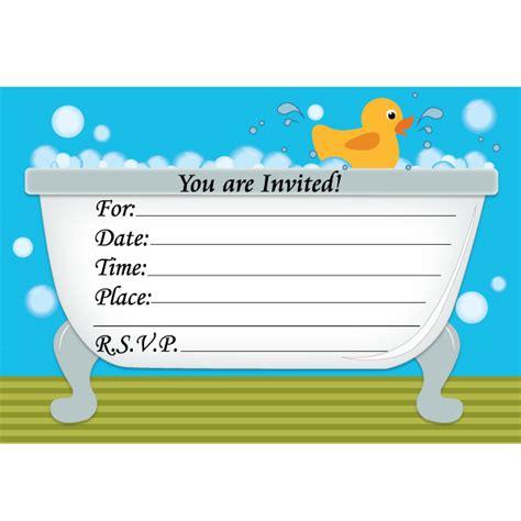 Rubber Ducky Birthday Invitations Ideas Bagvania Free Printable Invitation Template Free Rubber Ducky Baby Shower Invitations Template