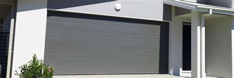 sectional panel lift garage door sectional garage doors stratco