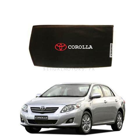toyota corolla logo buy toyota corolla side sun shades with logo model
