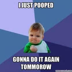 Poo Meme - pooping baby