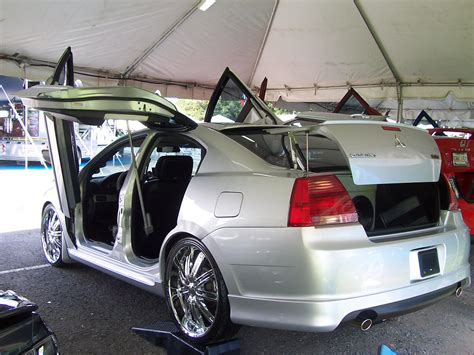 Mitsubishi 2005 Galant 2005 Mitsubishi Galant Information And Photos Momentcar