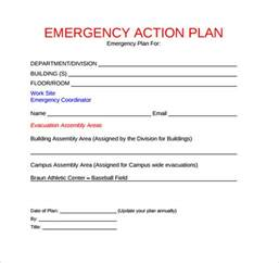 osha safety plan template sle emergency plan 10 free documents in word pdf
