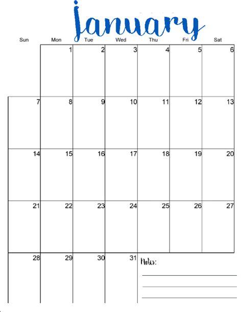 blank calendar template vertical musings of an average mom 2018 coloured vertical calendar