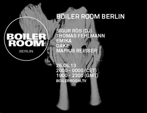 elbee bad live in the boiler room berlin youtube sigur r 243 s and the orb to dj at boiler room berlin