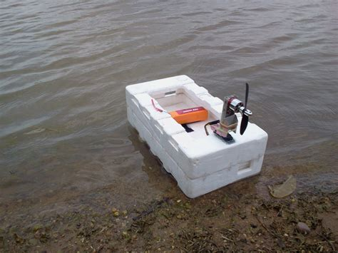 home made rc boat youtube - Rc Fishing Boat Homemade
