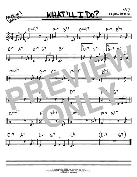 list of irving berlin songs chronological wikipedia what ll i do sheet music direct