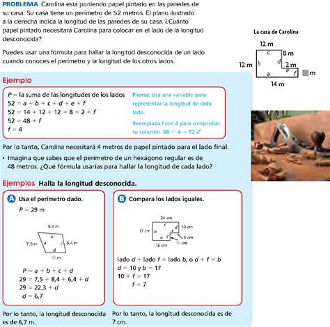 el resultado resumen de los clculos de la tabla geometria perimetro y area ejemplos resueltos de