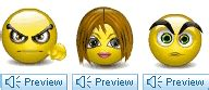 sherv net new simpsons msn pack msn emoticons display pics animated emoticons categories