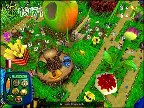 theme park world download full version sim theme park pc review and full download old pc gaming