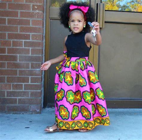 latest children ankara fashion ankara styles for babies 19 adorable ankara dresses for