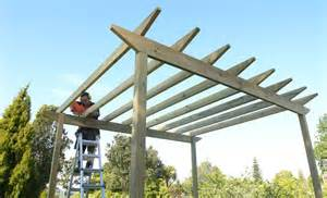 How Do You Build A Pergola by How To Build A Fence Diy Guides Mitre 10