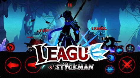 Mod Apk Game League Of Stickman | league of stickman 2017 mod apk unlimited latest free