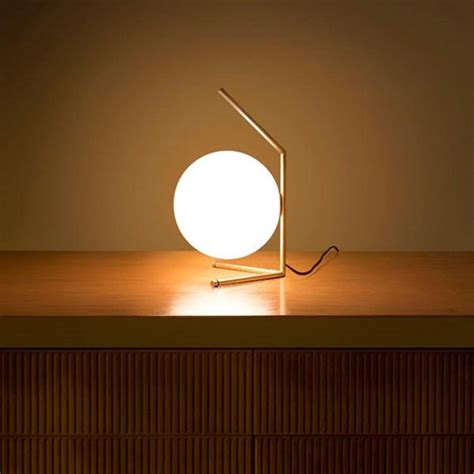ic lamps  michael anastassiades  flos win