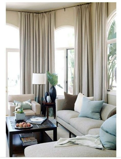 Curtains For Floor To Ceiling Windows Decor 50 Modern Curtains Ideas Practical Design Window Interior Design Ideas Avso Org