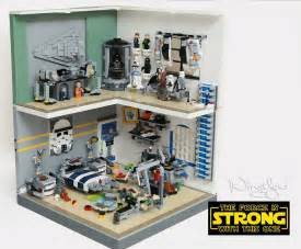 lego bedroom lego wars bedrooms before the awakens technabob
