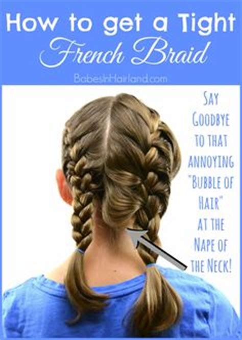 how to loosen up tight braids fishtail fishtail braids and braids on pinterest
