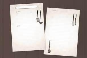 Recipe Calendar Template by Free Recipe Book Template Calendar Template 2016