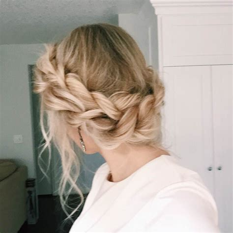 How to: Twisted Updo   YouTube