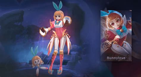 mobile legend new mobile legends new angela bunnylove