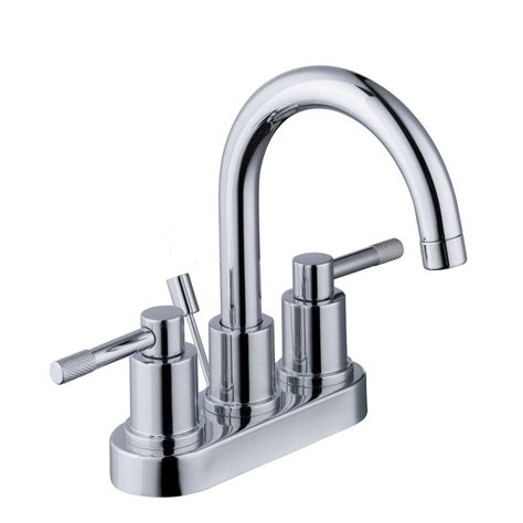 bathtub faucet assembly moen chateau 4 in centerset single handle low arc