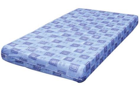 Average Cost Of A Mattress by Low Or High Density Foam Mattress 10cm Bedmat