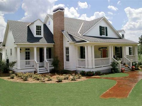 southern homes house plans southern living cottage house plan mountain southern