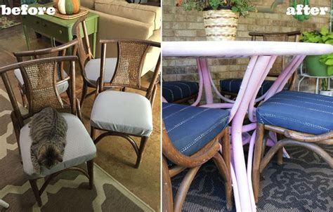 How To Reupholster A Dining Chair Cushion How To Reupholster A Chair Makeovers To Inspire You