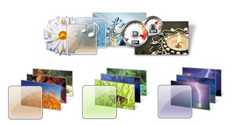 anime theme windows gadget gallery personalize windows 7 with personalization gallery