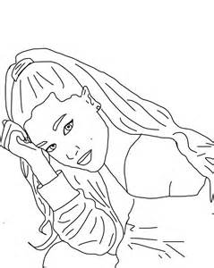ariana grande drawing break free google search ariana