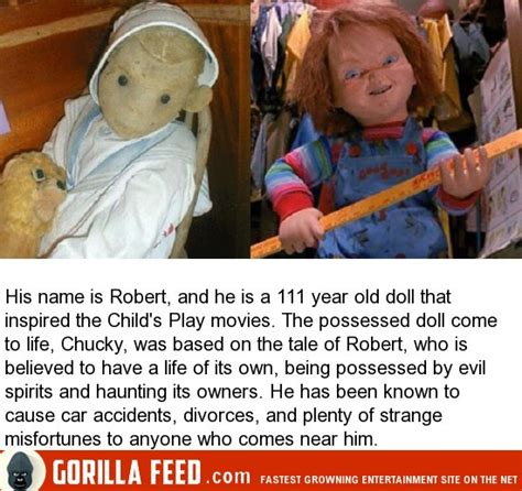 haunted doll that inspired chucky 100 year haunted doll that inspired the chucky