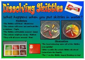 skittles color science fair project skittles science fair pictures to pin on pinsdaddy