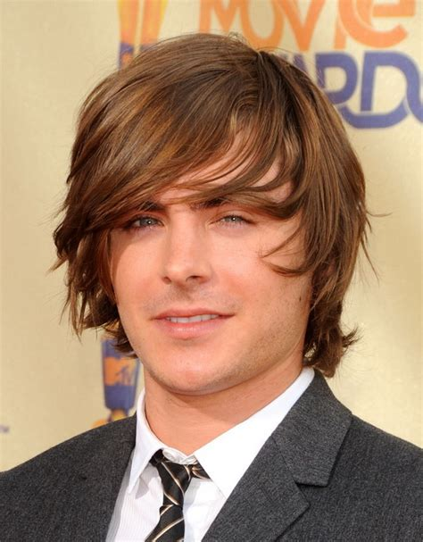 haircuts with bangs guys bangs hairstyles for men