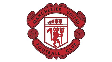 tutorial logo manchester united manchester united logo history emblem vector meaning