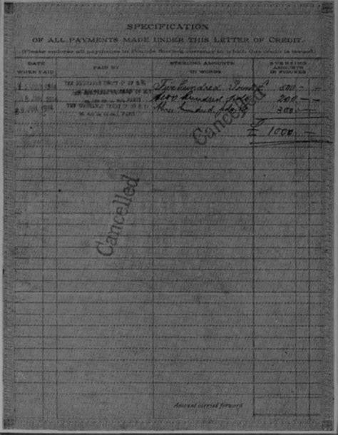 Sterling Bank Letter Of Credit 122 Letters Of Credit