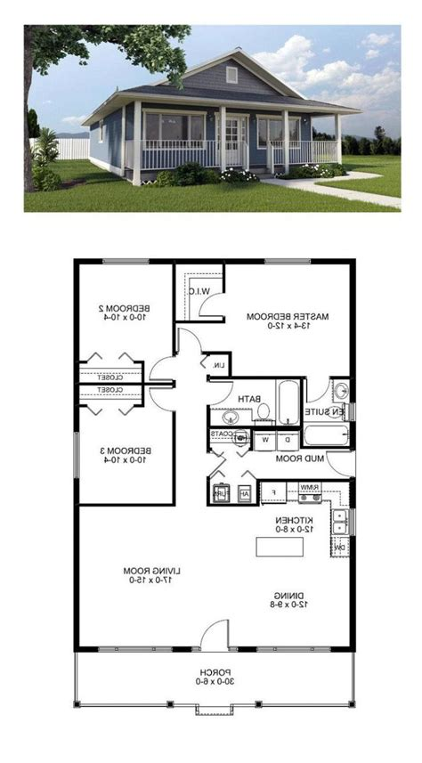 small house plans that live large small house plans great