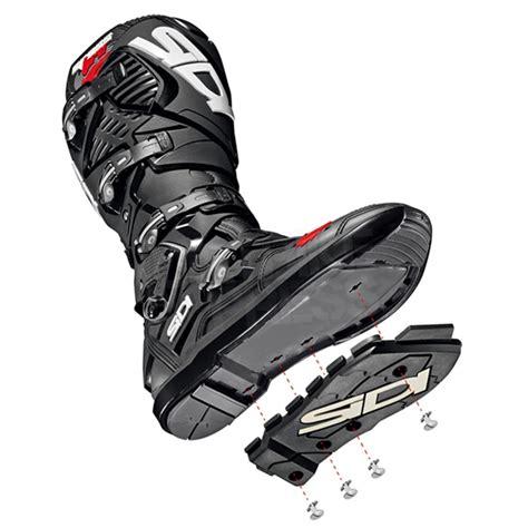 sidi motocross boots sidi crossfire 3 srs motocross boots fluo ash