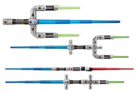 Hasbro Jedi Master Lightsaber Bladebuilder Pedang Wars War hasbro bladebuilder saberproject everything about lightsabers