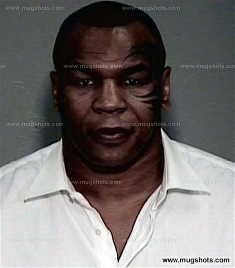 Mike Tyson Criminal Record Mike Tyson Mike Tyson Professional Boxer Reported To Been Arrested At Least 38
