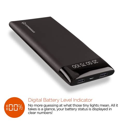 Usb Portable hypergear dual usb portable battery pack with digital