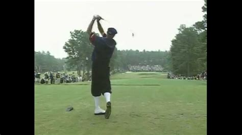 Payne Stewart Every Swing Supercut Youtube
