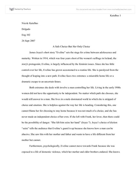 Araby Essay by Thesis Statement For The Story Araby Writing Service