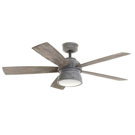 home ceiling fan flush mount ceiling fan home decorators collection in
